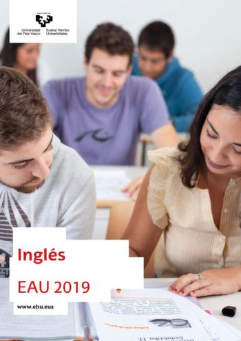 Inglés EAU 2019 wwwehueus UNIBERTSITATERA SARTZEKO EBALUAZIOA 2019ko UZTAILA EVALUACIÓN PARA EL ACCESO A LA UNIVERSIDAD JULIO 2019 INGELESA INGLÉS Choose between option A and option B Specify the option you have chosen Please dont forget to write down your code on each of your answer sheets OPTION A TOO MANY SELFIES Todays digital technology and smartphones have made it almost too easy to take a photograph of yourself known as a selfie and social media allows you to share these selfies with eve…