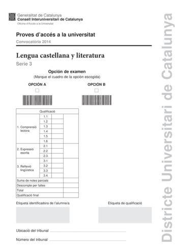 La Celestina Descargar Examenes Resueltos De Ebau Evau Paeu Y Selectividad